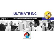 Company Profile of Ultimate Inc