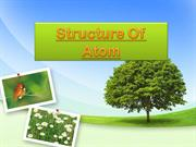 structure of atom