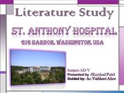 Literature Study st antonio hospital