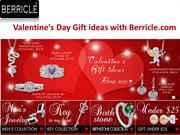 Valentine's Day Gift ideas with Berricle.com