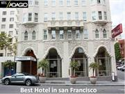 Hotel Adagio is the Best Hotel in San Francisco