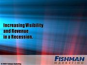 Using Marketing to Enhance Visibility and Revenue