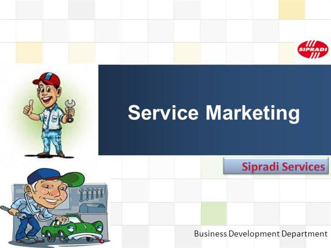 Thesis in service marketing