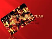 CHINESE NEW YEAR 2013 virtual