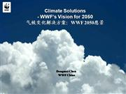 WWF Climate Solutions-Beijing