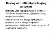 Dealing with difficult2