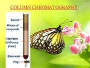 Column Chromatography ppt. (new)