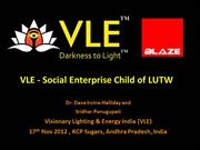 LUTW - VLE for UNAC - Dr. Dave Irvine Halliday