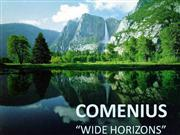TOURISM PPT COMENIUS