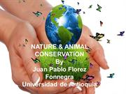 Juan Pablo NATURE AND ANIMAL CONSERVATION