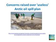 Crown Capital Eco Management - Concerns raised over 'useless' Arctic o