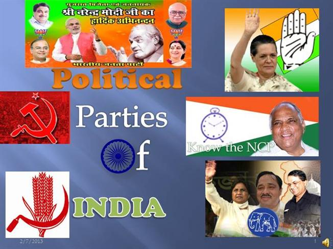 Project On Political Parties