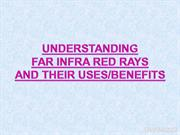 Biodisc - Benefits of Far Infrared Rays
