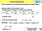 solutions - Student version