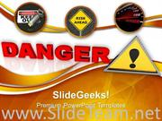 DANGER SIGN POWERPOINT THEME