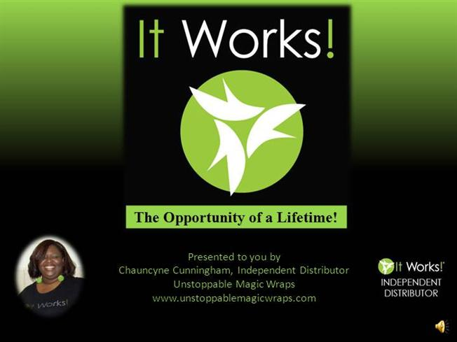 Benefits Of Becoming An It Works Distributor AuthorSTREAM