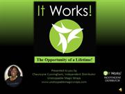 Benefits of Becoming an It Works Distributor