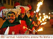 2013 Carnival Celebrations Around The World  (1)