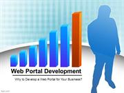 Why to Develop a Web Portal for Your Business?