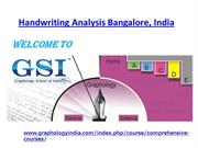 Handwriting Analysis Bangalore, India