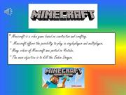 Minecraft PowerPoint