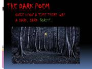 THE DARK POEM