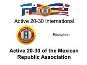 Robert's Rules (National Association Active 20-30 Mexico)