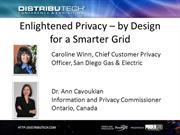 Enlightened Privacy – by Design for a Smarter Grid [authorSTREAM]
