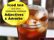Notable Adjectives and Adverbs