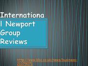 International Newport Group Reviews - French economy to avoid recessio