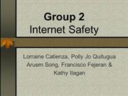 ED 451 Internet Safety Group 2