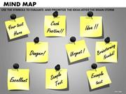 POST IT NOTES WITH EDITABLE TEXT TEMPLATES AND SLIDES