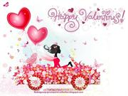 Valentine's Day Vector Cartoons (2)