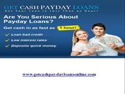 Seek for loans from no fax payday company with total transparency