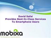 David Safai Provides Best-In-Class Services To Smartphone Users