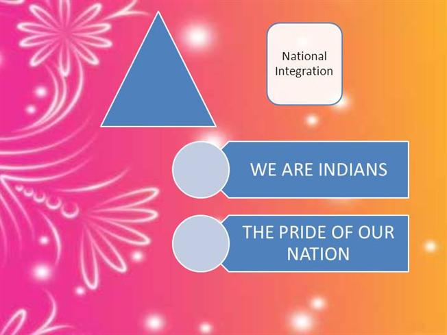 national integration in india essay