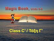 Magic Book, Units 5-8