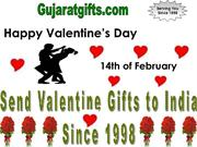 Sending Valentines Day Gifts to India Online