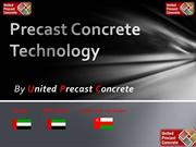 Precast Concrete Technology