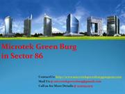 Microtek Launches Green Burg in Sector 86