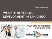 Website Design Services at Affordable Prices in San Diego