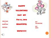 CRISTIAN_VALENTINES DAY FEB 14 2013