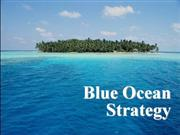 Blue Ocean Strategty ppt
