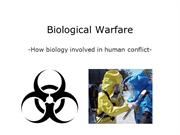 changed biowarfare