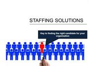 Key to finding the right candidate for your organisation
