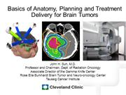 01_Suh Brain anatomy, planning and delivery Hyderabad 2013 (Cancer CI