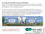 Dlf Prime Tower Okhla+9811004272 +Dlf New Office Space Okhla+Dlf Prime