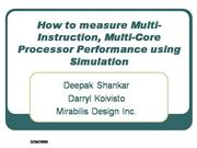 Multi-Core_Processor-Benchmarking- Mirab
