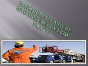 Cairn India is fastest growing energy firm