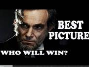Best Picture Nominees 2013 (The Oscars)